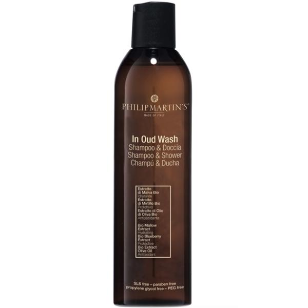 in oud shampoo